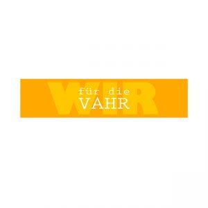 Logo wir für die Vahr